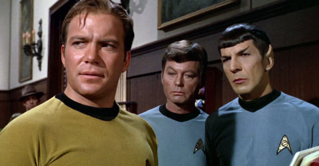 Many 'Star Trek' Fans Are Eager to See William Shatner Go to Space